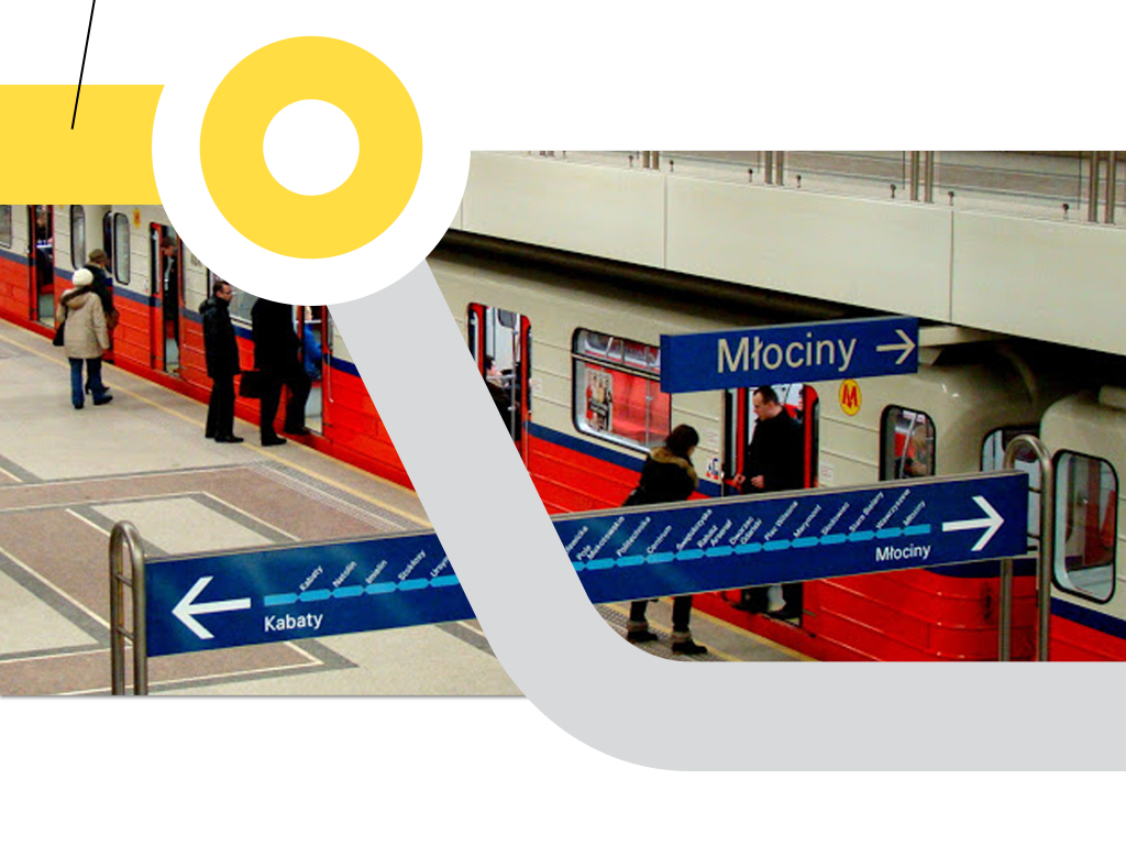stacja metra młociny