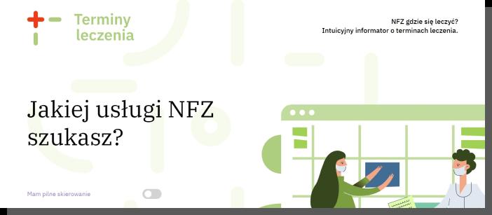 terminyleczenia - aplikacja webowa z usługami nfz