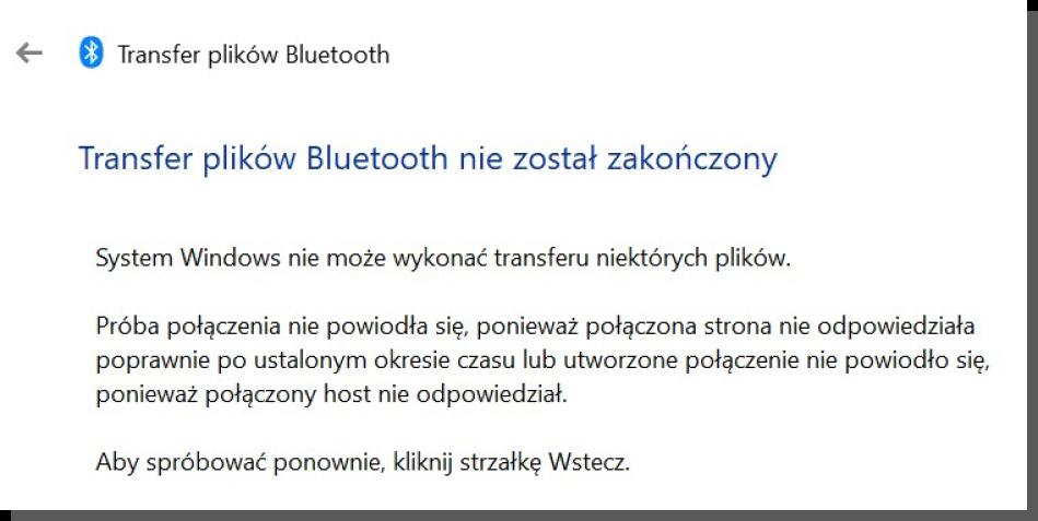 interfejs - Bluetooth