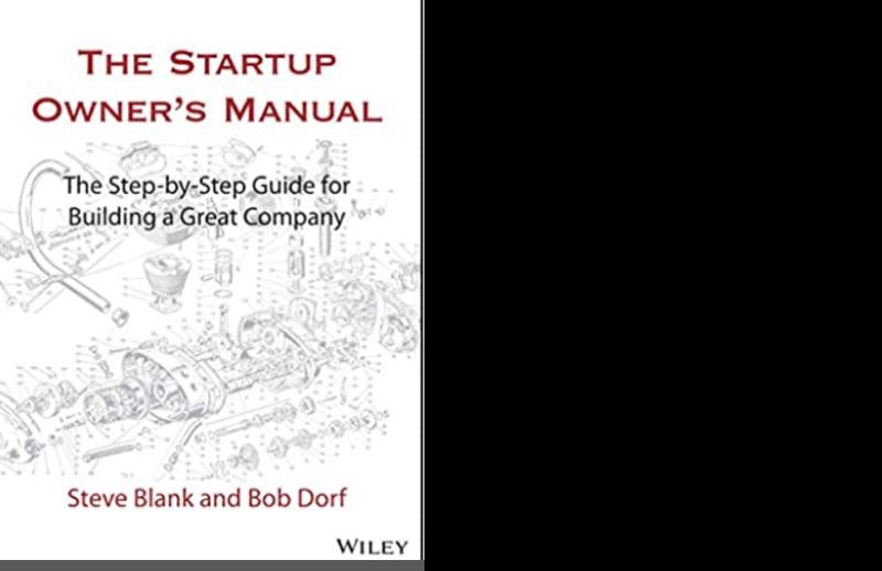 startup książka