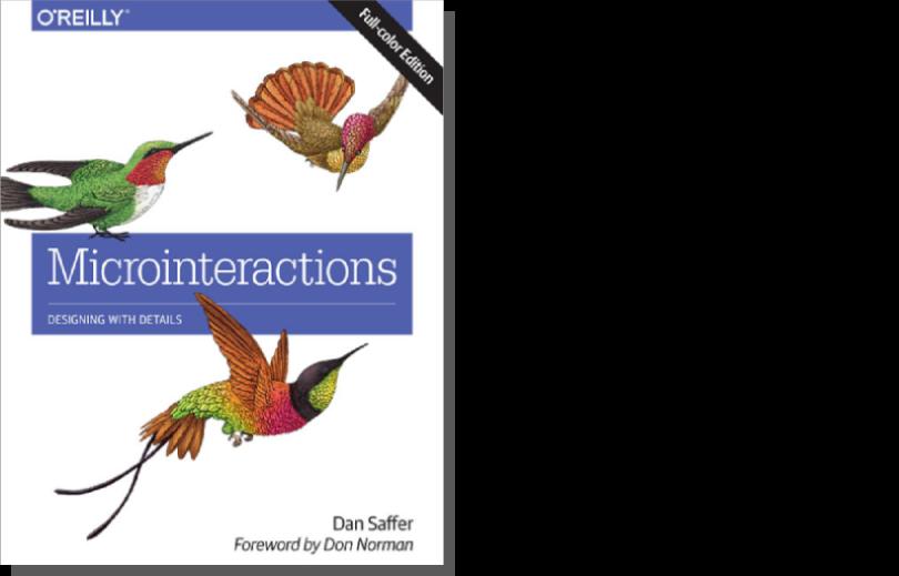 microinteraction - mikrointerakcje poradnik