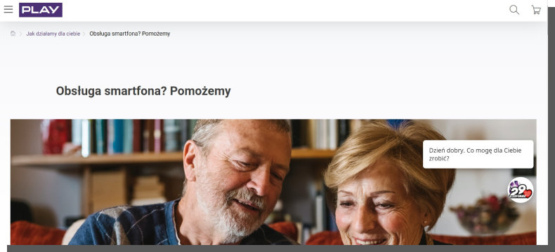 aplikacja dla seniorów - prezentacja