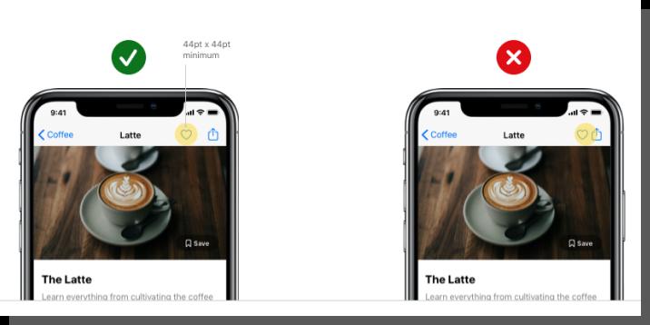 tworzenie aplikacji mobilnych - projektowanie interfejsu