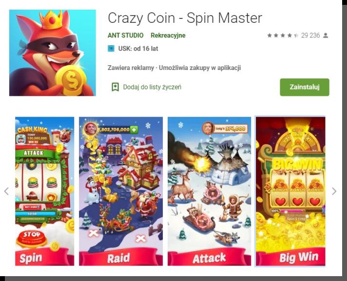 aplikacje mobilne dla dzieci - grywalizacja