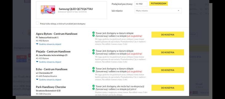oczekiwania klientów e commerce - sklep euro.com.pl