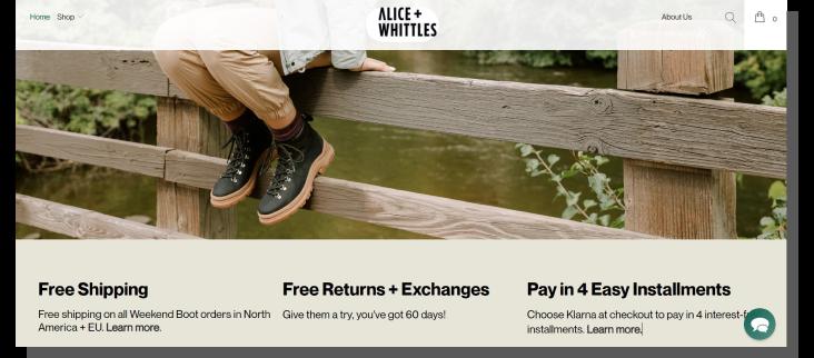 e commerce ux - projektowanie strony głównej