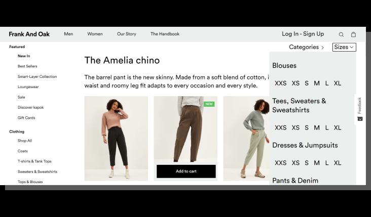 co to interfejs w e-commerce - sklep internetowy