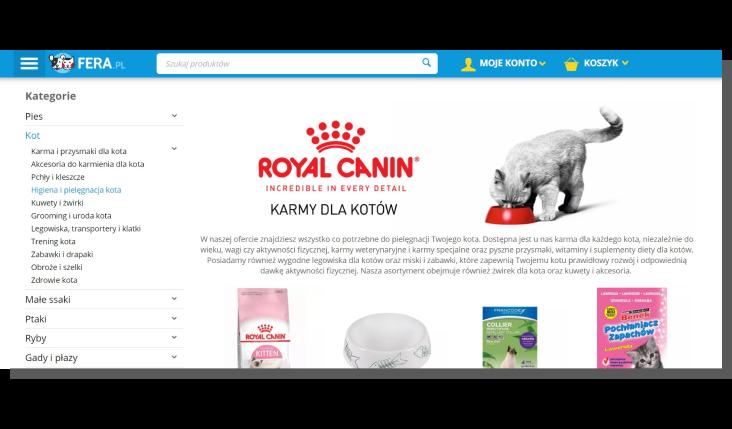 filtrowanie w sklepie internetowym - jak poprawić ux ecommerce
