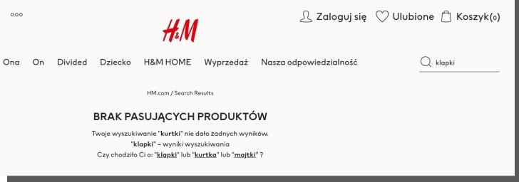 wyszukiwanie produktów w e-commerce