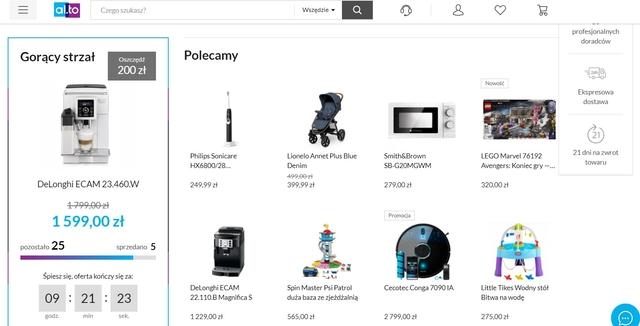 projektowanie i optymalizacja ścieżki zakupowej e-commerce