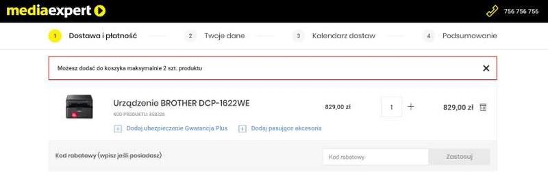 błędy w formularzach ux - ecommerce