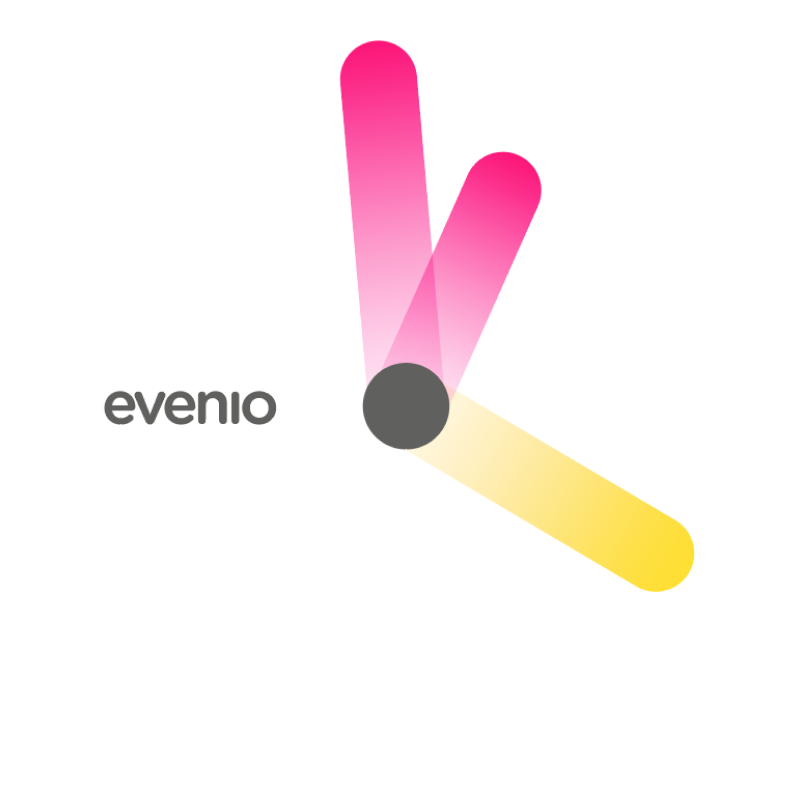 Branding i nowy serwis internetowy startup'u eventowego