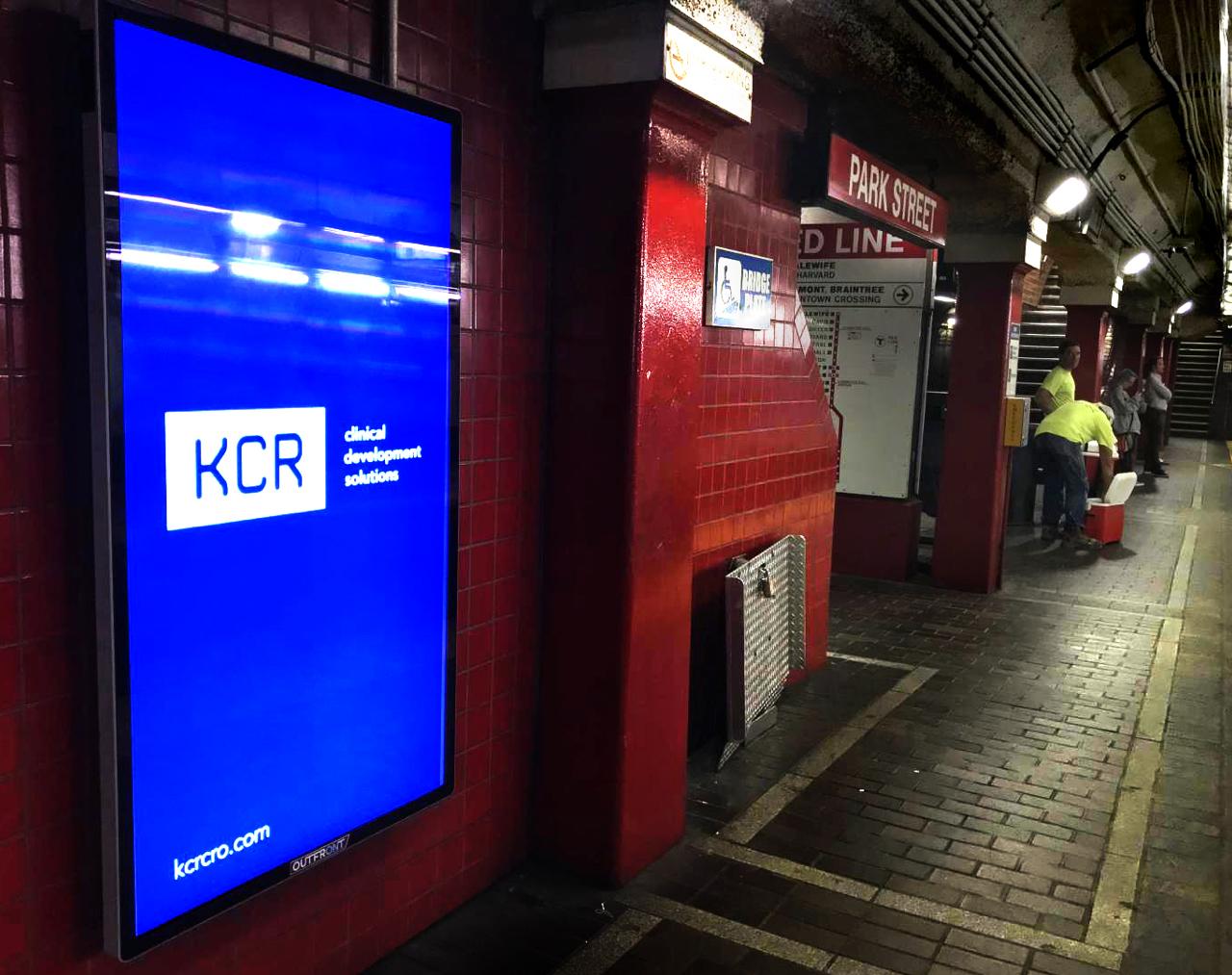 Rebranding firmy medycznej KCR